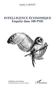 Sophie Larivet - Intelligence économique - Enquête dans 100 PME.