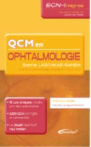 QCM en ophtalmologie - Sophie Laschkar pdf epub