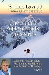 Openwetlab.it Une femme, sept sommets, dix secrets - L'éloge du