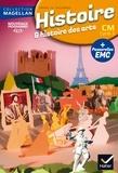 Sophie Le Callenec et Françoise Martinetti - Histoire et histoire des arts CM Cycle 3 - Avec des passerelles en Enseignement moral et civique.