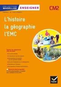 Sophie Le Callennec - Enseigner l'histoire, la géographie, l'EMC CM2 Magellan.