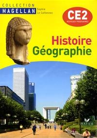 Sophie Le Callennec - Histoire Géographie CE2.