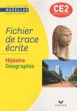 Sophie Le Callennec - Histoire Géographie CE2 - Fichier de trace écrite.