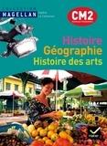 Sophie Le Callennec - Histoire-géographie-histoire des arts CM2 - Livre de l'élève, avec un atlas.