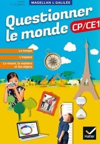 Sophie Le Callennec - Questionner le monde CP/CE1 Magellan et Galilée.