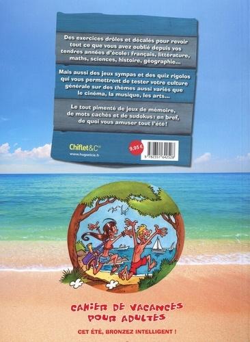 Cahier de vacances pour adultes  Edition 2020