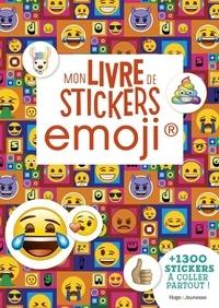 Sophie Le Flour - Mon livre de stickers emoji - Avec plus de 1300 stickers à coller partout.