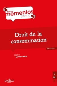 Sophie Le Gac-Pech - Droit de la consommation.