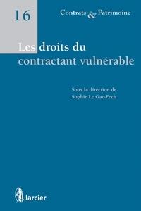 Sophie Le Gac-Pech - Les droits du contractant vulnérable.