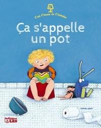 Sophie Lebot - Ca s'appelle un pot.