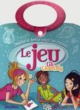 Sophie Lebot et  Odeka - Le jeu Lili Chantilly - Dessine et devine devant tes copines.