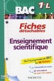 Sophie Lebrun et Patrice Delguel - Enseignement scientifique 1e L.