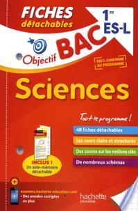 Sophie Lebrun et Patrice Delguel - Sciences 1re ES-L.
