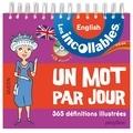 Sophie Ledesma et  La Boîte d'Oeufs Production - Un mot par jour english 7-9 ans - 365 définitions illustrées. 1 CD audio