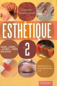 Corridashivernales.be Esthétique - Volume 2, Manuel des soins du corps, des mains & des pieds, épilation Image