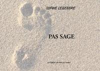 Sophie Legendre - Pas sage.