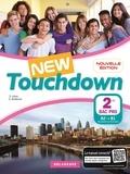 Sophie Leleu et Sandrine Holdener - New Touchdown 2de Bac Pro A2>B1.