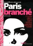 Sophie Lemp - Les meilleures adresses du Paris branché.