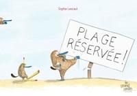 Sophie Lescaut - Plage réservée.