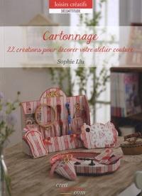 Cartonnage - 22 créations pour décorer votre atelier couture.pdf
