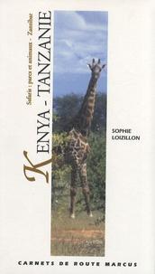 Sophie Loizillon - Kenya-Tanzanie - Safaris : parcs et animaux-Zanzibar.