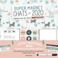 Sophie Macheteau et Marica Zottino - Super magnet Chats.