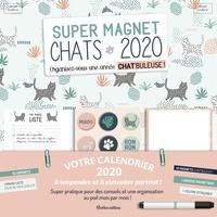Télécharge des livres gratuitement Super magnet Chats 9782815313629