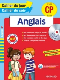 Sophie Mancel - Anglais CP Cycle 2 - 6-7 ans. 1 CD audio