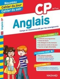 Sophie Mancel et Evelyne Bergé - Cahier du jour/Cahier du soir Anglais CP + mémento.