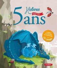 Sophie Maraval Hutin et Marianne Dupuy-Sauze - 5 histoires pour mes 5 ans. 1 CD audio