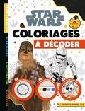 Sophie Marie - Coloriages à décoder Star Wars.