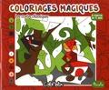 Sophie Marie - Les contes classiques - Coloriages magiques.