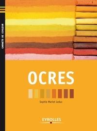 Sophie Mariot Leduc - Ocres.