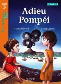 Sophie Marvaud - Adieu Pompéi.