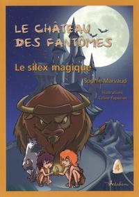 Sophie Marvaud - Le château des fantômes Tome 4 : Le silex magique.