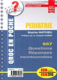 Sophie Mathieu - Pédiatrie.