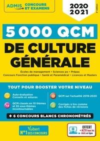 Sophie Mattern et Christiane Artous - 5000 QCM de culture générale.