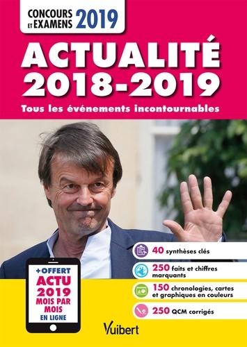 Actualité - Sophie Mattern, Marie-Laure Boursat, Céline Charlès, Elodie Gremaud - Format ePub - 9782311206395 - 12,99 €