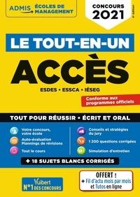 Sophie Mattern et Anne-Marie Bonnerot - Concours ACCES - ESDES, ESSCA, IESEG - Le tout-en-un.