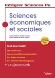 Sophie Mattern et Cyrille Coissieu - Sciences économiques et sociales.