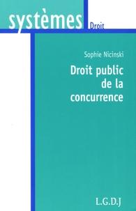 Checkpointfrance.fr Droit public de la concurrence Image