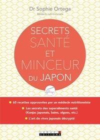 Secrets santé et minceur du Japon - Le konjac japonais et autres recettes et astuces pour présercer sa vitalité durablement.pdf