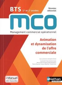 Sophie Ortolan - Animation et dynamisation de l'offre commerciale BTS MCO 1re et 2e années.