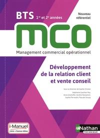 Sophie Ortolan - Développement de la relation client et vente conseil BTS MCO 1re et 2e années.