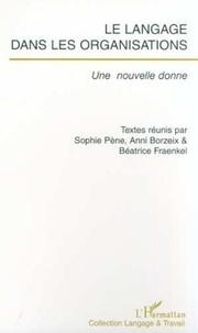 Sophie Pène et Béatrice Fraenkel - .