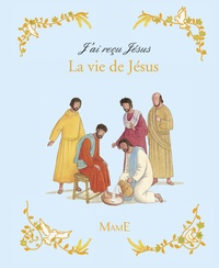 Sophie Piper et Angelo Ruta - La vie de Jésus.