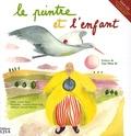Sophie Razel et Bernard Mercier - Le peintre et l'enfant. 2 CD audio