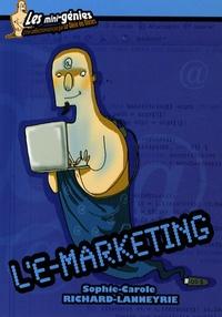 Sophie Richard-Lanneyrie - Le e-marketing.
