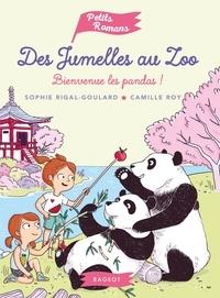Sophie Rigal-Goulard - Des jumelles au zoo : Bienvenue, les pandas !.