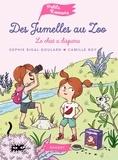 Sophie Rigal-Goulard - Des jumelles au zoo - Le chat a disparu.
